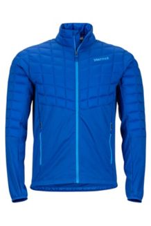 Featherless Hybrid Jacket, Surf, medium