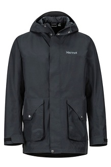 Men's Wend Jacket, Black, medium