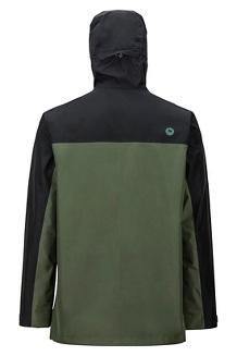 Men's Wend Jacket, Crocodile/Black, medium