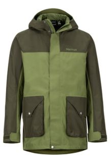 Wend Jacket, Bomber Green/Forest Night, medium