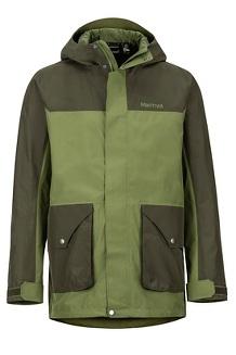 Wend Jacket, Bomber Green/Forest Night, medium