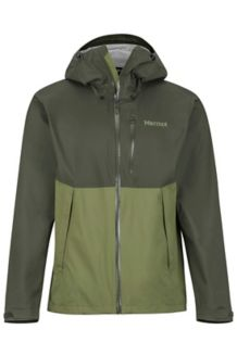 Magus Jacket, Rosin Green/Bomber Green, medium