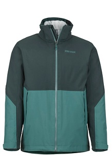 Featherless Component Jacket, Dark Spruce/Mallard Green, medium