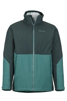 Featherless Component Jacket, Dark Spruce/Mallard Green, medium