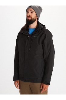 Men's Ramble Component 3-in-1 Jacket, Black, medium