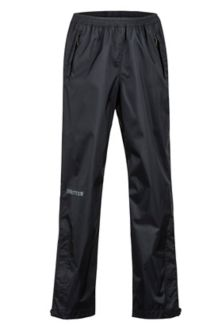 Kids' PreCip Eco Pants, Black, medium