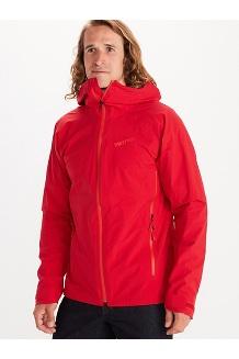 Men's Keele Peak Jacket, Team Red, medium