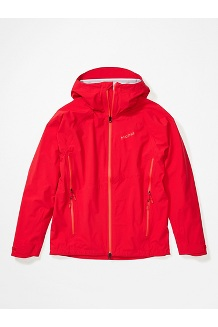 Men's Keele Peak Jacket, Team Red, medium