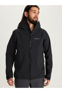 Men's EVODry Clouds Rest Jacket, Black, medium