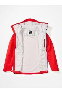 Men's EVODry Clouds Rest Jacket, Victory Red, medium
