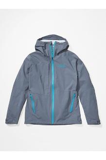 Men's EVODry Torreys Jacket, Steel Onyx, medium