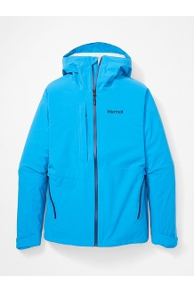 Men's EVODry Torreys Jacket, Clear Blue, medium