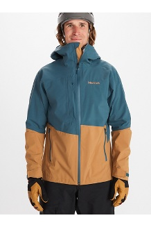 Men's EVODry Torreys Jacket, Steel Onyx, medium