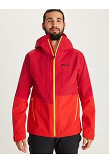 Men's EVODry Torreys Jacket, Team Red/Victory Red, medium