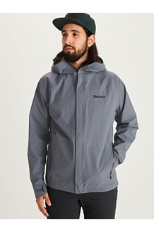 Men's EVODry Bross Jacket, Steel Onyx, medium