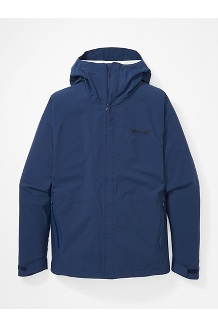 Men's EVODry Bross Jacket, Arctic Navy, medium