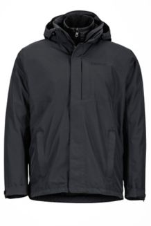 Castleton Component Jacket, Black, medium