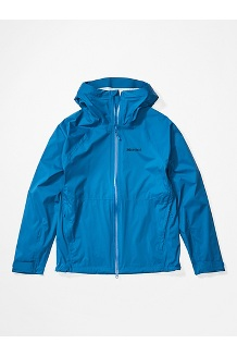 Men's PreCip Stretch Jacket, Classic Blue, medium