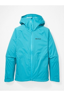 Men's PreCip Stretch Jacket, Enamel Blue, medium