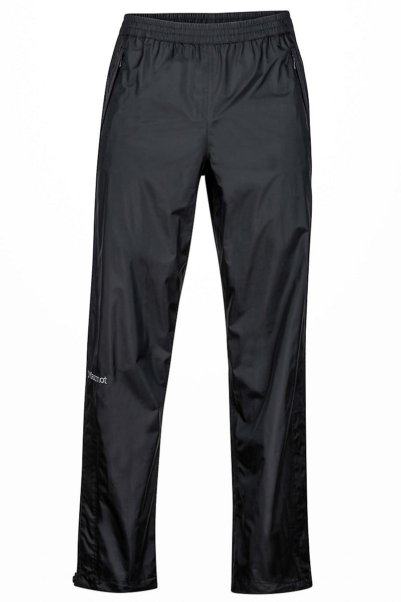 precip pant long black large