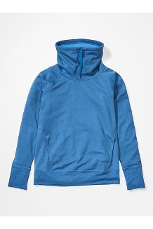 Women's Marley Long-Sleeve Shirt, Classic Blue Heather, medium