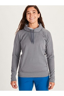 Women's Marley Long-Sleeve Shirt, Steel Onyx Heather, medium