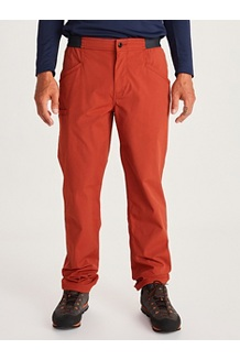 Men's Rubidoux Pants, Picante, medium