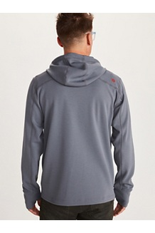 Men's Hanging Rock Hoody, Steel Onyx/Picante, medium