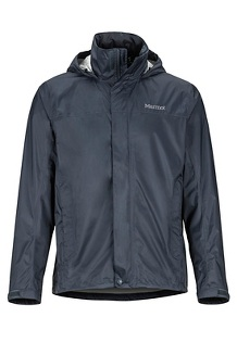 Men's PreCip Eco Jacket - Tall, Dark Steel, medium