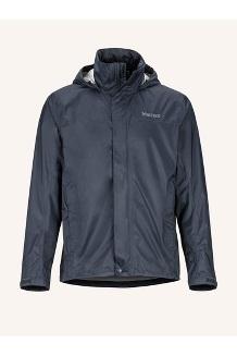 Men's PreCip Eco Jacket - Tall, Dark Steel, medium