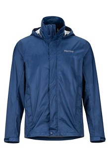 Men's PreCip Eco Jacket (XXXL), Arctic Navy, medium