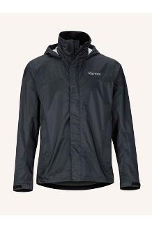 PreCip Eco Jacket, Black, medium