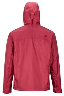 Men's PreCip Eco Jacket, Brick, medium
