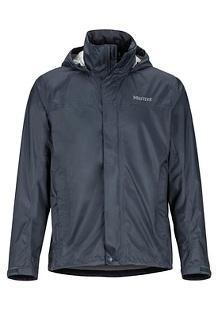 Men's PreCip Eco Jacket, Dark Steel, medium