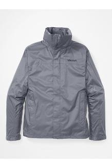 Men's PreCip Eco Jacket, Steel Onyx, medium