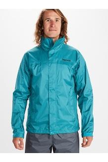 Men's PreCip Eco Jacket, Enamel Blue, medium