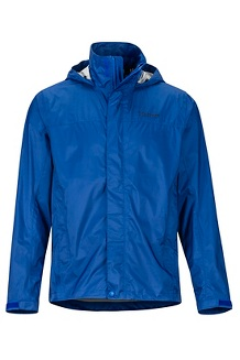 Men's PreCip Eco Jacket, Surf, medium