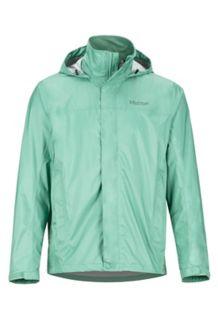 PreCip Eco Jacket, Pond Green, medium