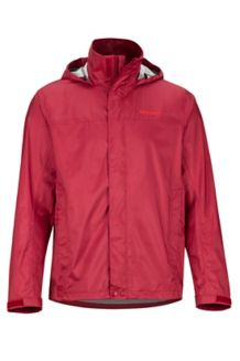 PreCip Eco Jacket, Sienna Red, medium