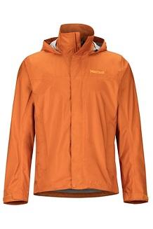 Men's PreCip Eco Jacket, Hawaiian Sunset, medium