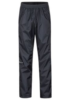 PreCip Eco Full-Zip Pants - Long, Black, medium