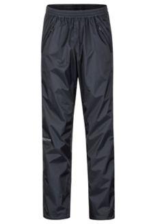 PreCip Eco Full-Zip Pants - Long, Black, medium