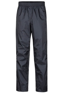 PreCip Eco Pants - Long, Black, medium