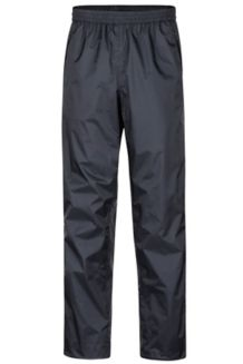 PreCip Eco Pants - Short, Black, medium