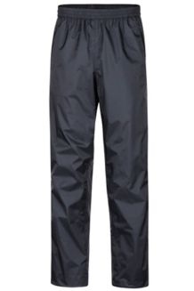 PreCip Eco Pants, Black, medium