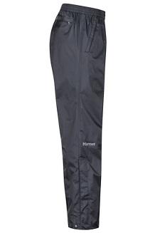 Men's PreCip Eco Pants, Black, medium