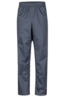 Men's PreCip Eco Pants, Dark Steel, medium