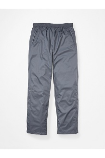 Men's PreCip Eco Pants, Steel Onyx, medium