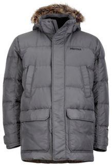 Steinway Jacket, Cinder, medium