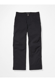 Boys' Arch Rock Pants, Black, medium